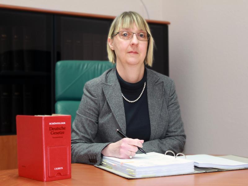 Stephanie Klein - Fachanwältin für Familienrecht